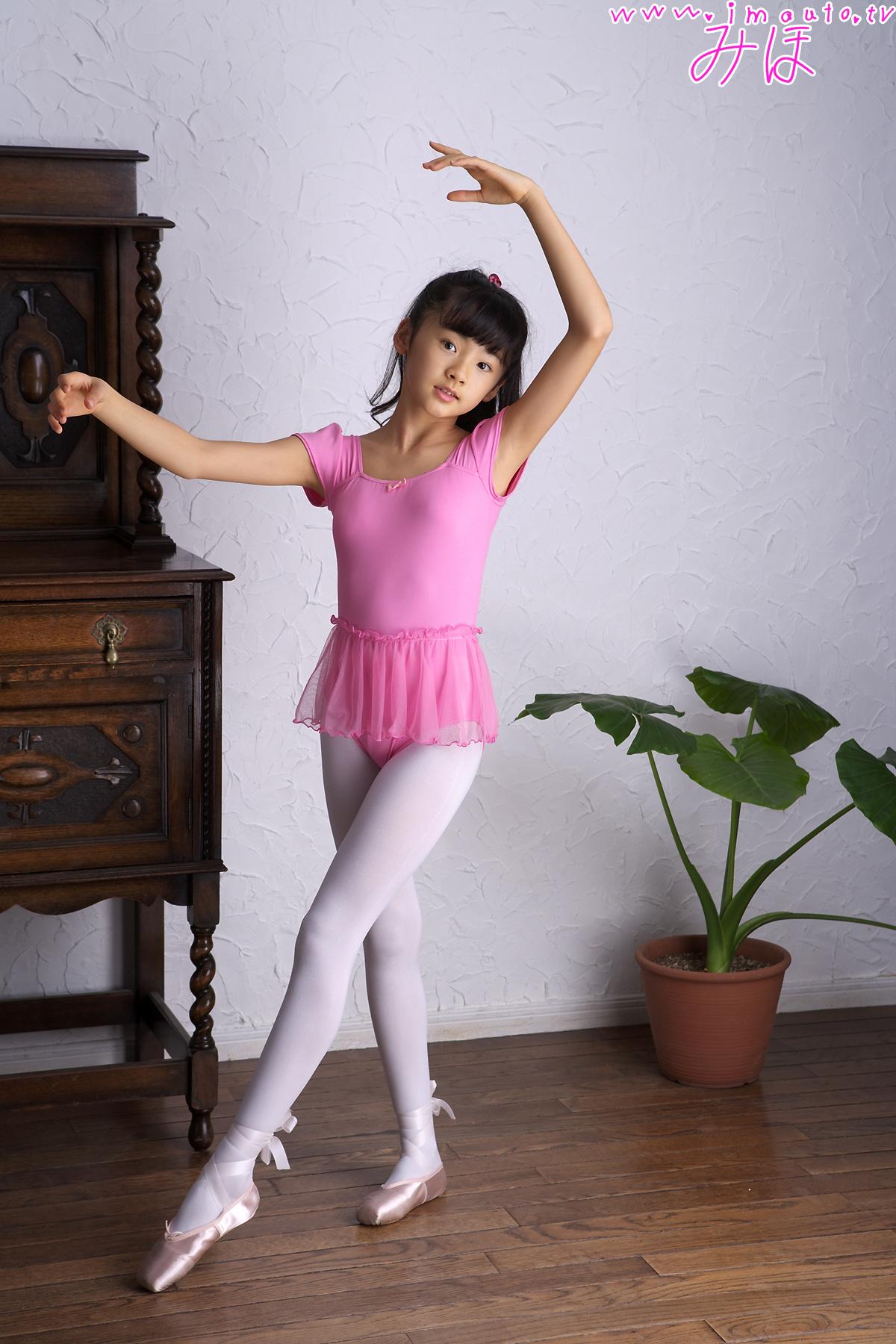 金子美穗跳芭蕾舞图片