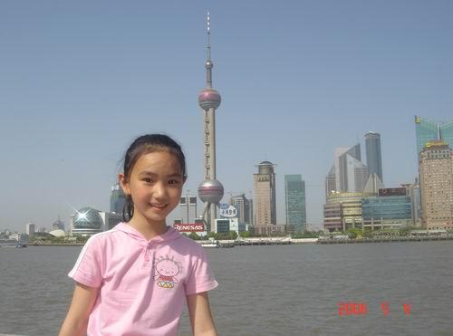 小叶子-中华童星-可爱小女孩 - powered by discuz!图片